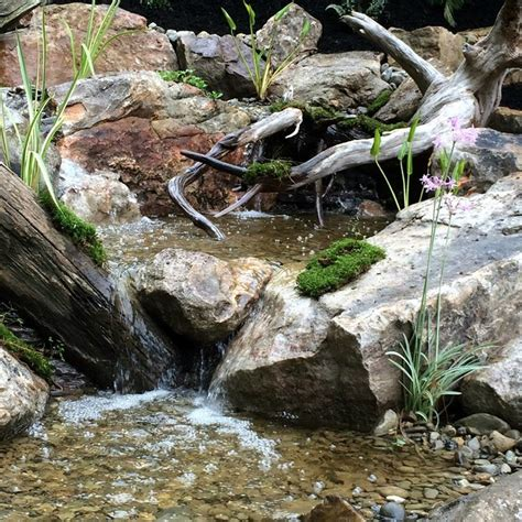 disappearing pondless waterfalls central pa harrisburg
