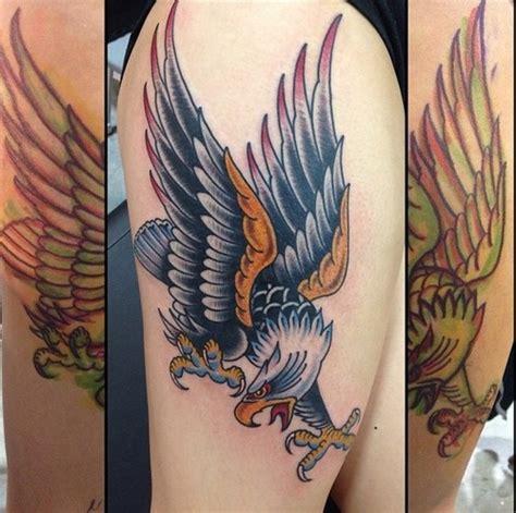 tattoo screamin eagle pin tillagd av kim dalgren p 229 tattoos pinterest