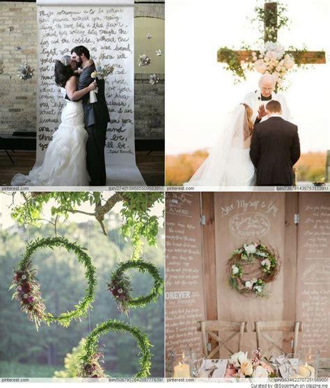 Wedding Backdrop Ideas Diy by Wedding Backdrop Diy Ideas Weddings