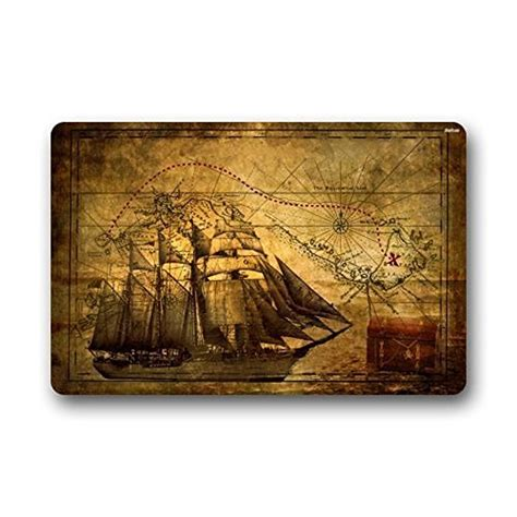 pirate home decor pirate bathroom decor