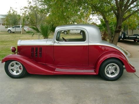 1933 Chevrolet Coupe For Sale 1933 Chevrolet Custom 2 Door Coupe 117101