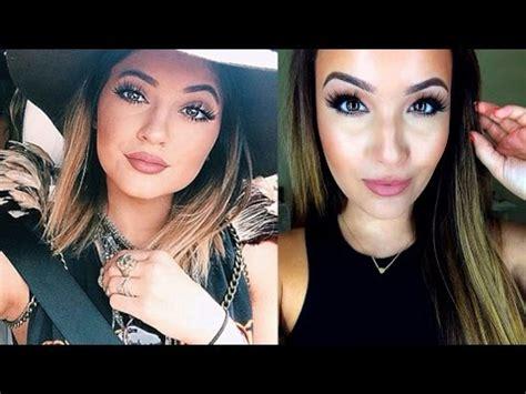 tutorial lipstik kylie jenner kylie jenner lipstick tutorial youtube