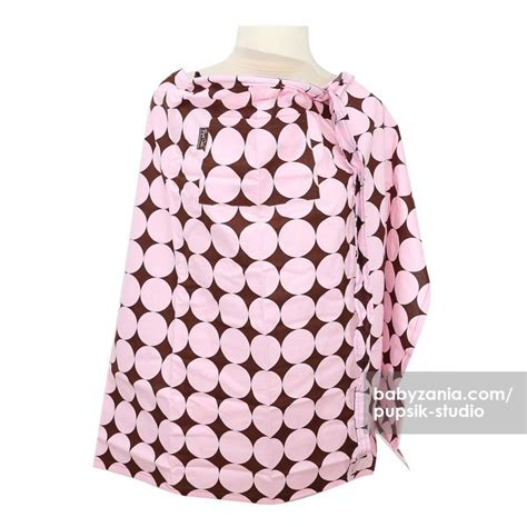 Pupsik Studio Nursing Apron Harga Jual Murah Pupsik Studio Peek And Drink Nursing Cover