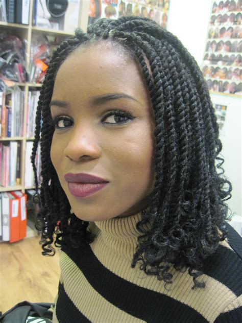 afro beauty afro twist braid afro twist braid styles my short natural afro hair client