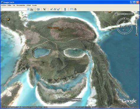 earth google maps extrañas imagenes piratas del caribe en google earth descargar