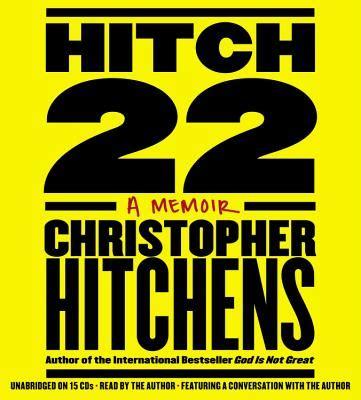 libro hitch 22 a memoir hitch 22 a memoir compact disc quail ridge books