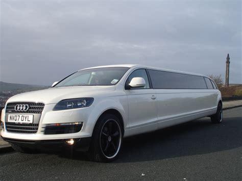 hire audi q7 audi q7 limo hire audi q7 limousine hire