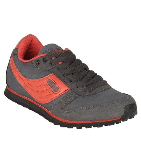 spinn sports shoes spinn gray peachpuff sport shoes price in india buy