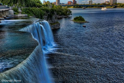 rideau falls ontario waterfalls nature notes