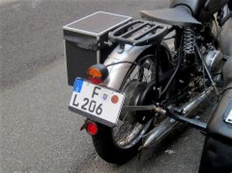 Motorrad Umbau Was Beachten by T 220 V Und Zulassung Was Gilt Es Bei Umbauten Zu Beachten