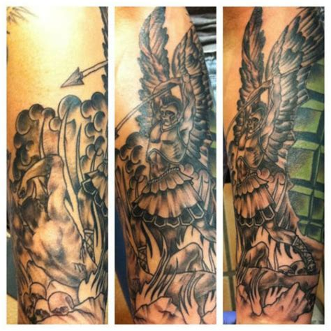 archangel gabriel tattoo archangel gabriel tattoos for