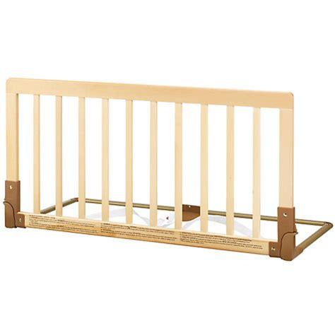wood bed rails buy babydan wooden bed guard rail natural john lewis