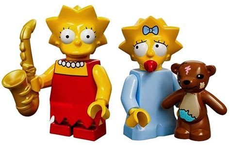 New Itchy Lego Minifigures The Simpsons No 13 Sse050 the reader
