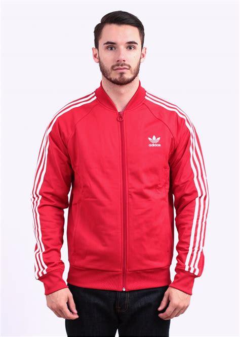 Pusat Sweater Adidas Reds adidas originals superstar track top collegiate