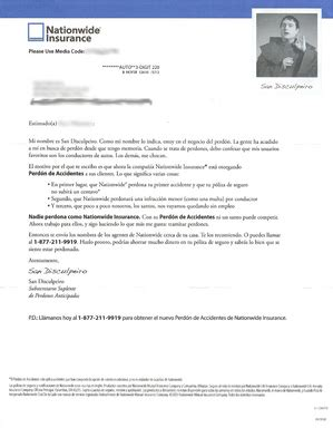 Insurance Letterhead Join Church Of Nationwide Insurance Get Forgiveness Consumerist