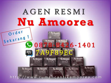 Grosir Sabun Amoorea distributor resmi sabun nu amoorea
