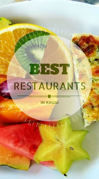 sea to table meal kit best kauai restaurants wanderlust and lipstick