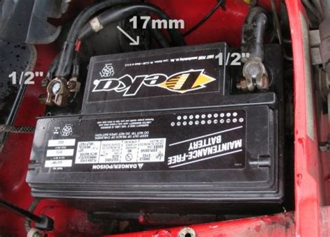 Porsche 924 Battery porsche 944 battery replacement