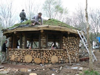 i want to build my own home so my uncle built and lives in his very own hobbit house