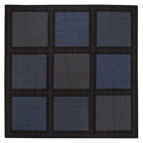 home decorators collection saddlestitch all weather area rug ebay summit all weather area outdoor area rug 8 6 quot square