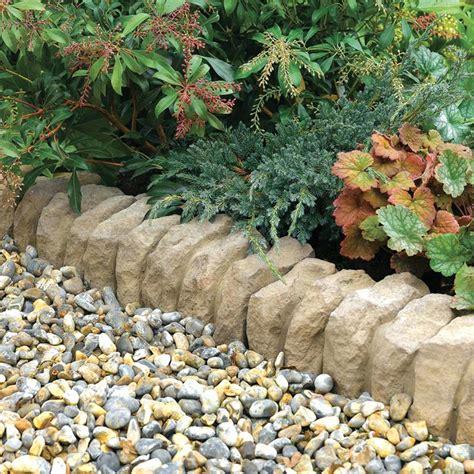 Lowes Landscape Stone Lawn Edger Stones Best Landscape Lowes Garden Rocks