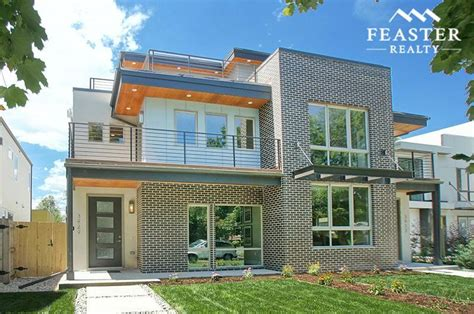 fantastic finishes on a contemporary denver duplex new construction in denver what are my options