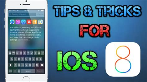 ios 8 secrets tricks also iphone 6 and iphone 6 plus