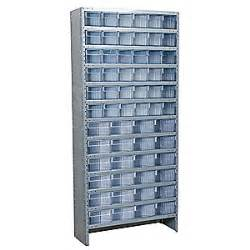 enclosed shelving unit akro mils enclosed shelving unit with bins clear 6gdg7