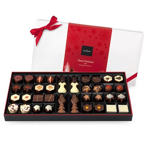 L A Burdick Handmade Chocolates - collection of chocolates for best