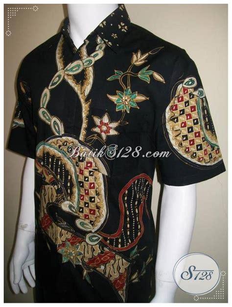 Baju Batik Pria Gaul baju batik tulis pria gaul lengan pendek modern murah 2012 2013 ld176t toko batik 2018