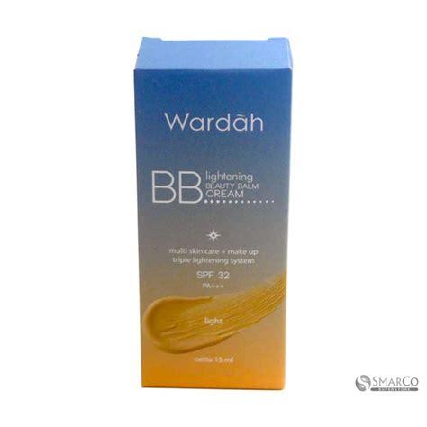 Ready Wardah Bb Lightening detil produk wardah lightening bb light 15 ml