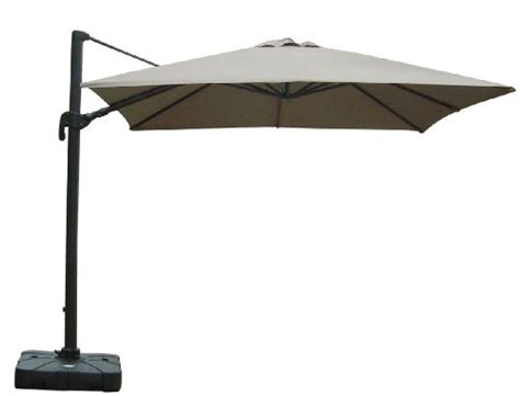 Side Patio Umbrella be open minded about strong camel cantilever alu patio