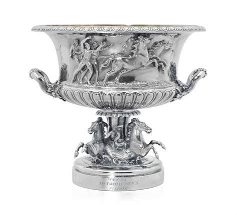 Vas Bunga Silver Vase Vase Trophy a william iv silver trophy vase of paul storr