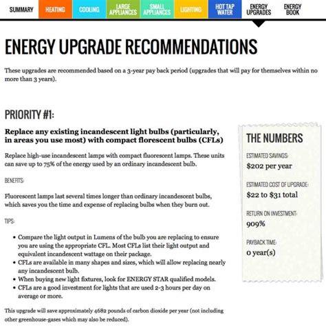 internachi s home energy inspection program internachi
