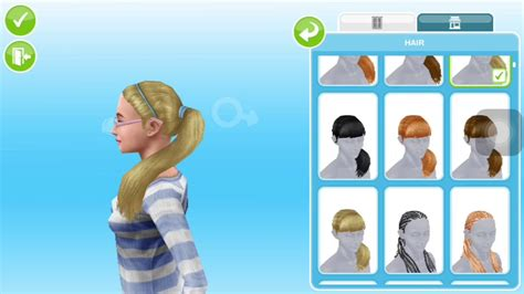 sims freeplay how to get long hair sims freeplay long hair event walkthrough youtube