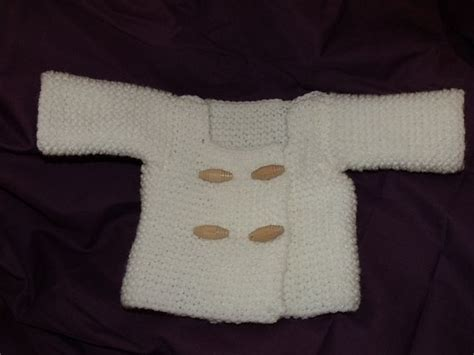 how to knit a baby sweater basic how to knit a toggle baby sweater