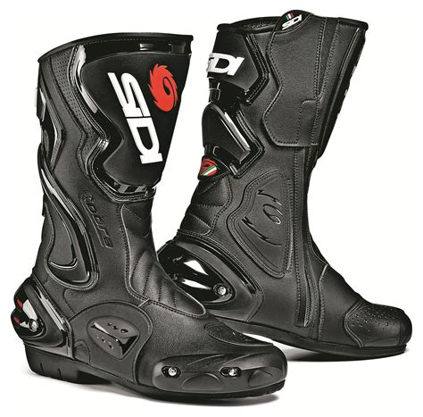 sidi motorcycle boots sidi cobra boots revzilla