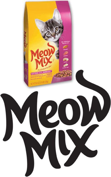 Designing Home Meow Mix Logo Type Design Hoffmann Angelic Design