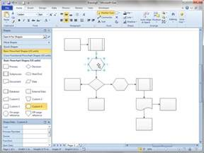 Flowchart Template Microsoft by Visio 187 Shift Flowchart Shapes Automatically