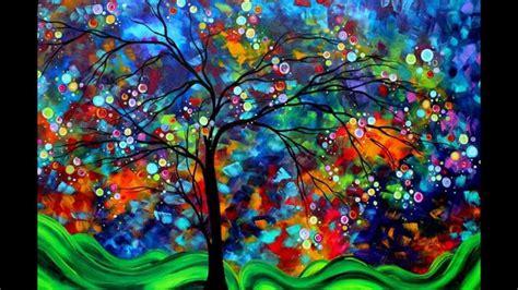 lukisan abstrak gallery