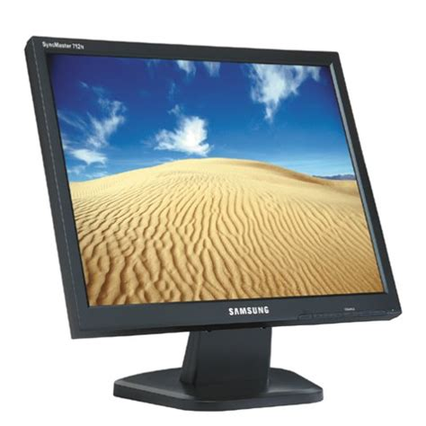 Monitor Samsung 17 Inch Second samsung syncmaster 712n 17 inch monitor ledmonitor3