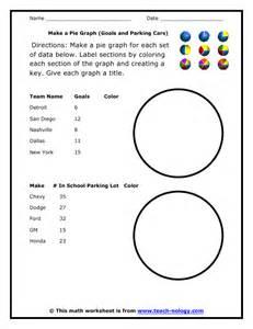 make a pie graph goals and parking cars