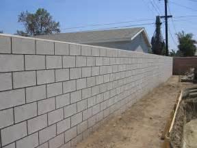 custom block wall work by pvm concrete of la mirada