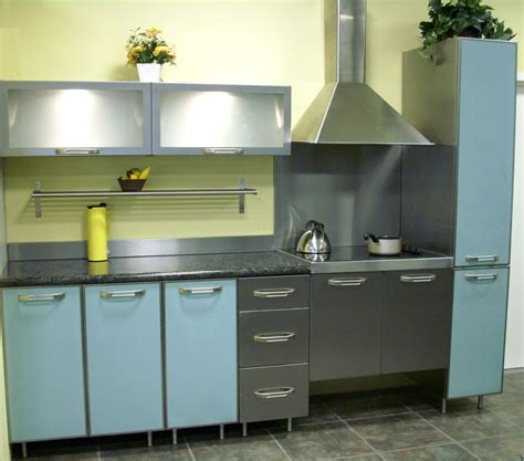 stainless kitchen cabinet stainless steel kitchen cabinets steelkitchen