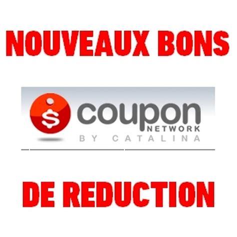 nouveaux bons de r 233 duction sur coupon network catalogues