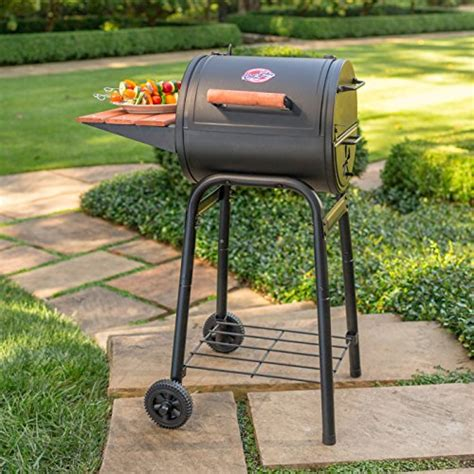char griller 1515 patio pro charcoal grill charcoal