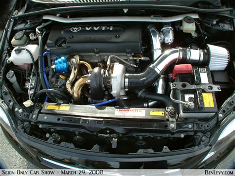 scion tc turbo kit benlevycom
