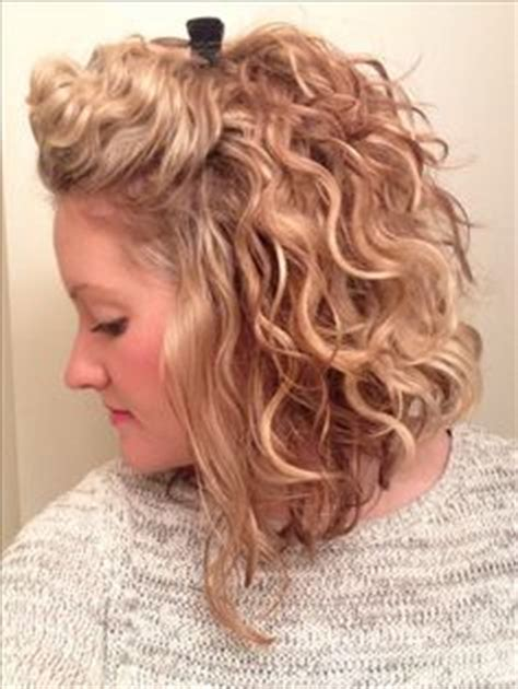 easy to manage short curly hairstyles 40 gorgeous perms looks say hello to your future curls