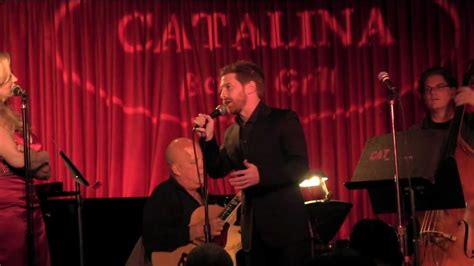 tara strong singing exclusive seth green sings live for the first time with