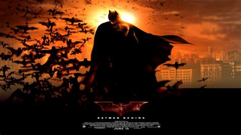 batman begins batman begins themarckoguy